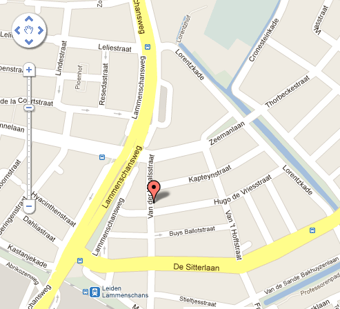 Kaartje Waalstraat